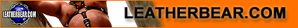 Leatherbear site banner ad