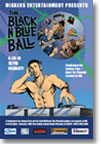 Black N Blue Ball poster